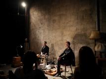 Histoires discordantes - la fabrique infinie - Carole Schafroth - Gabriel Cruz - l'autre en moi - Edgar Allan Poe - Baudelaire - poèmes - contes - étrange - grinçant - drôle 2