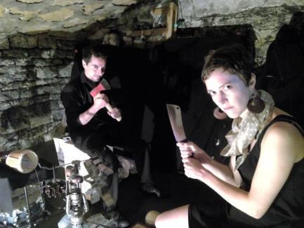 Histoires discordantes - la fabrique infinie - Carole Schafroth - Gabriel Cruz - l'autre en moi - Edgar Allan Poe - Baudelaire - poèmes - contes - étrange - grinçant - drôle 30